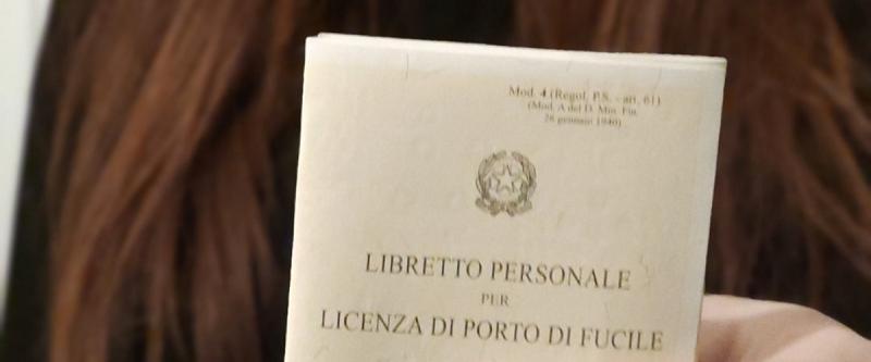 CIRCOLARE MINISTERIALE SUL DUPLICATO DEL PORTO D'ARMI.